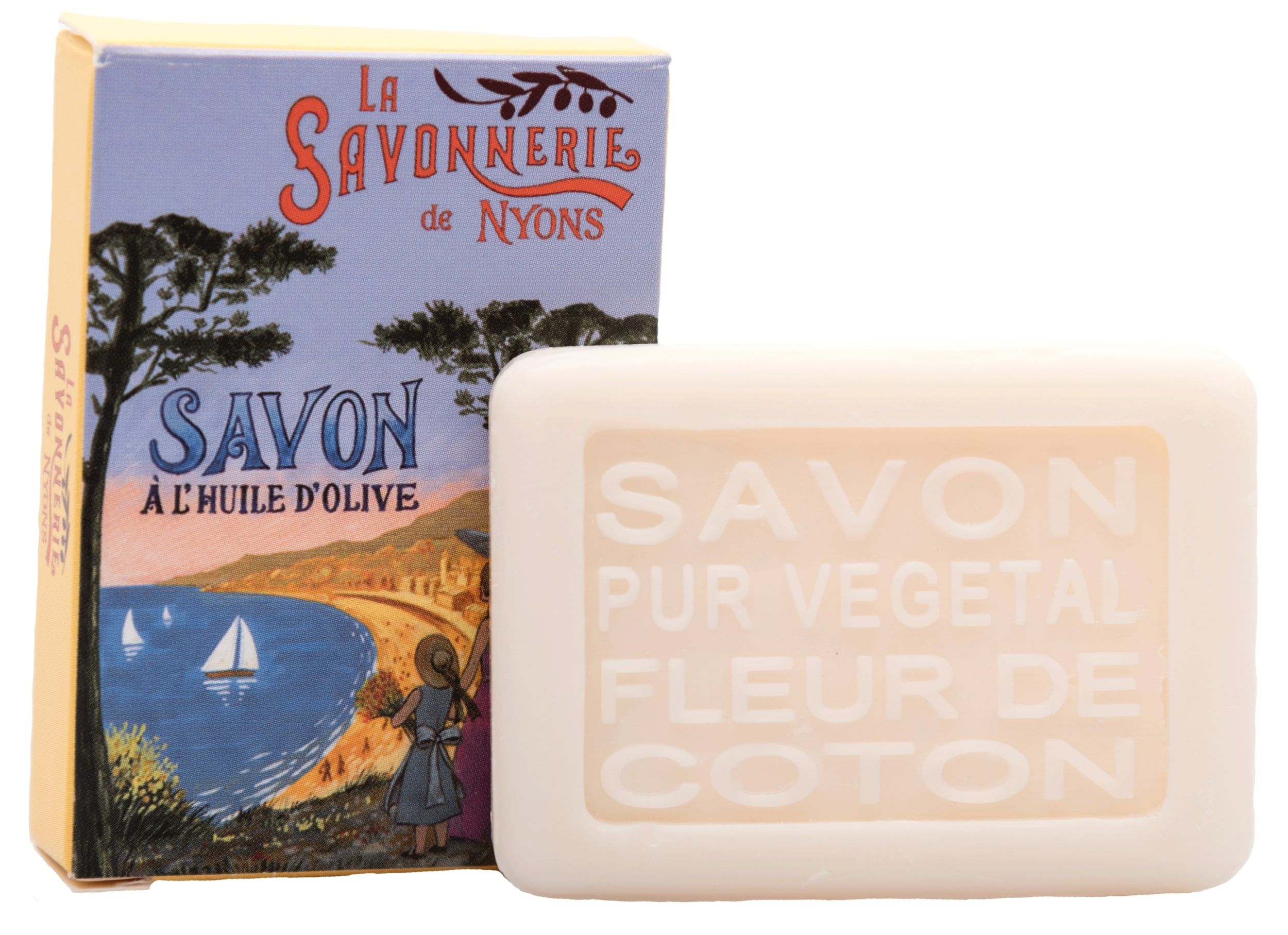 Gästeseife 25g - Cote d'Azur