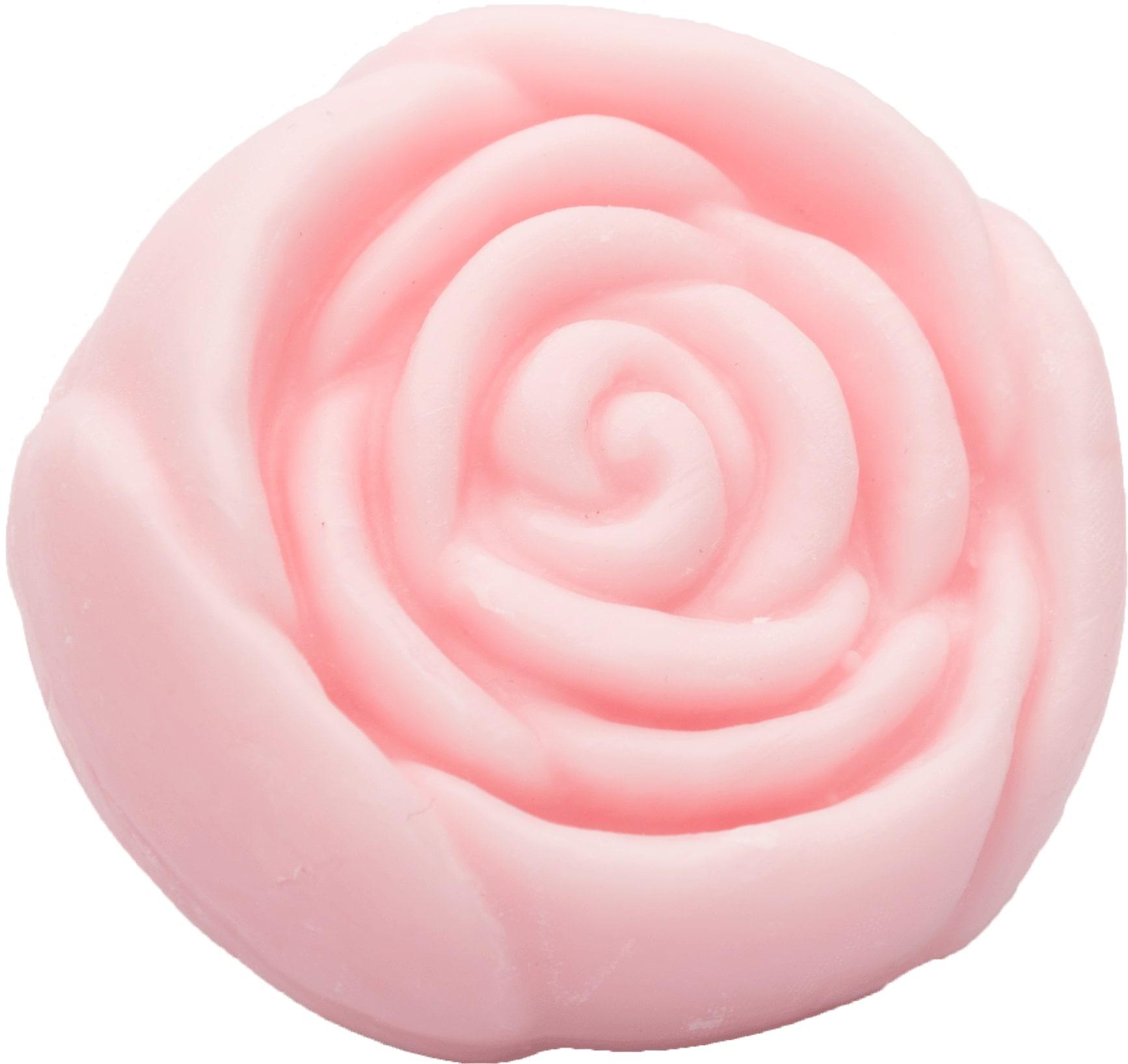 Seife in Rosenform 50g - Rosenduft