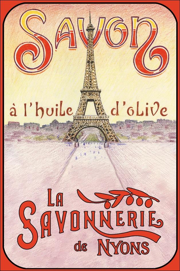 Magnet - Eiffelturm