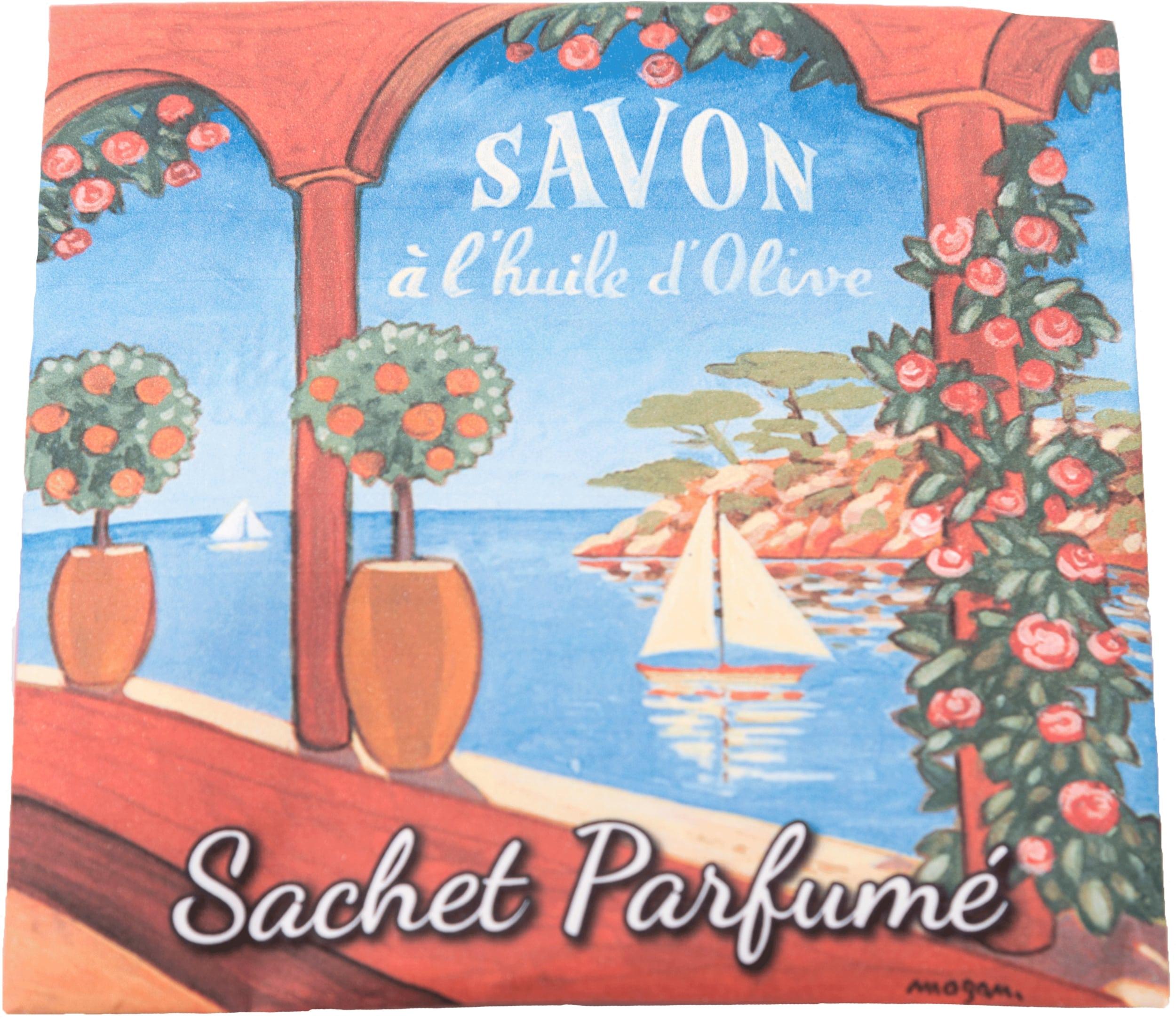Duftbeutel Balkon - Rosenblüten
