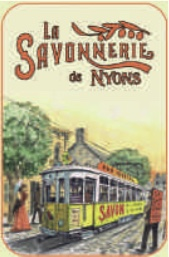 Magnet - Straßenbahn