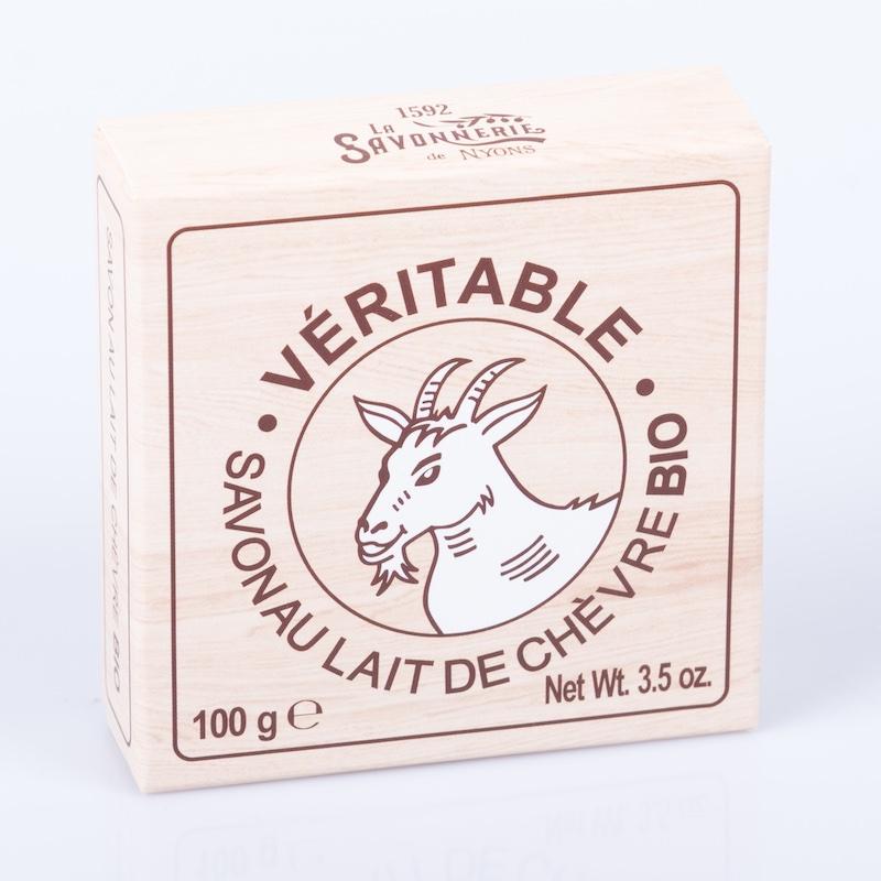 Runde Seifen 100g - Ziegenmilch