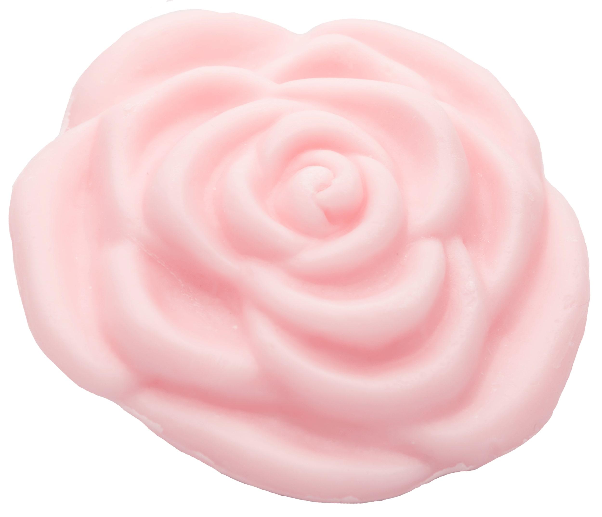 Seife in Rosenform 100g - Rosenduft