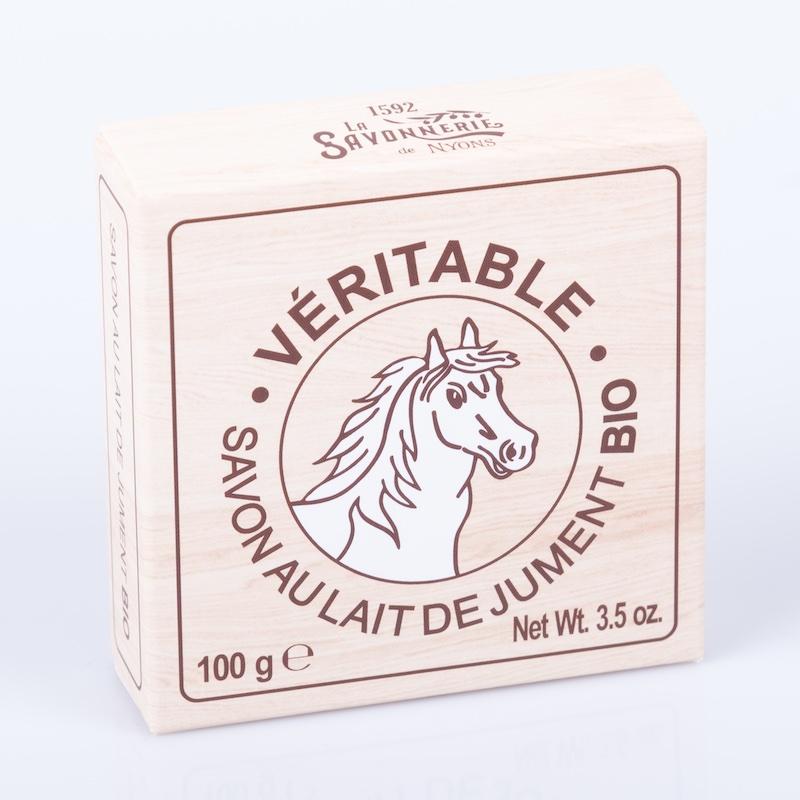 Runde Seifen 100g - Stutenmilch