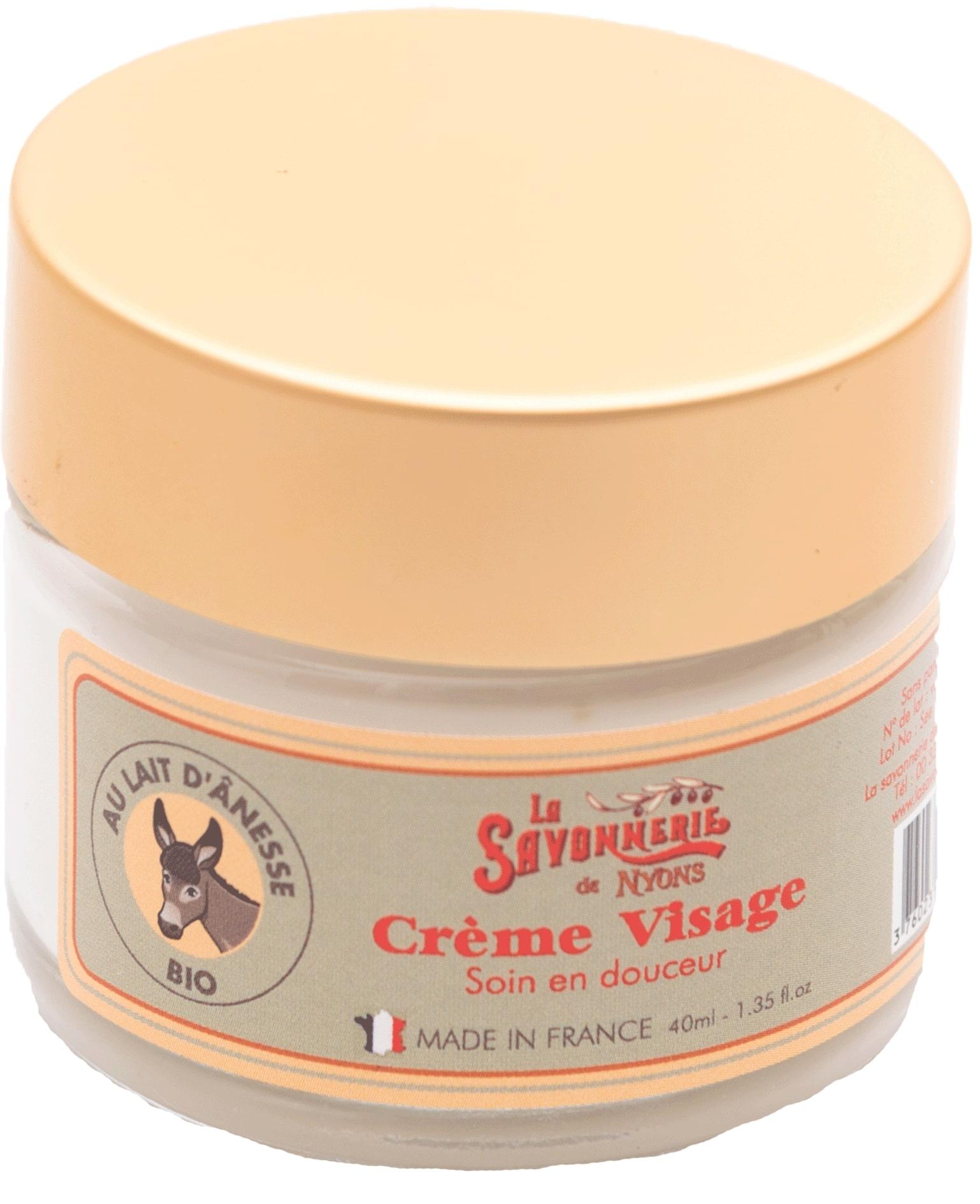 Gesichtscreme 40ml - Eselsmilch